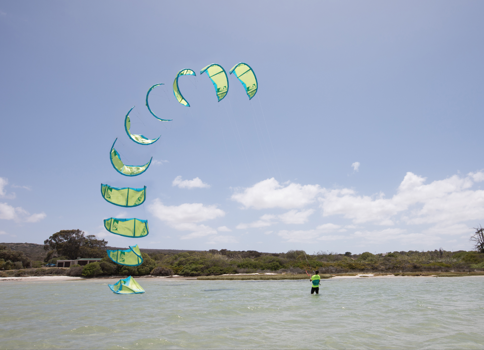 kite-control-bar-3-step-safety-thekitespot.com-single-line-flag-out-kitesurfing-safety
